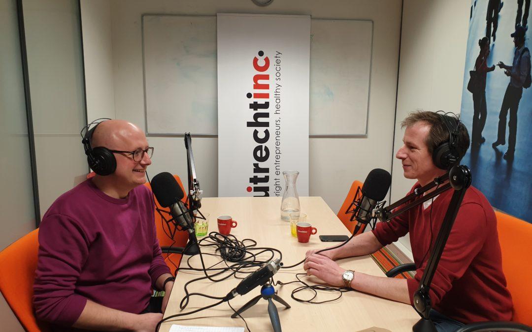 Aflevering 15 – INTERVIEW – Stefan Braam, UtrechtInc