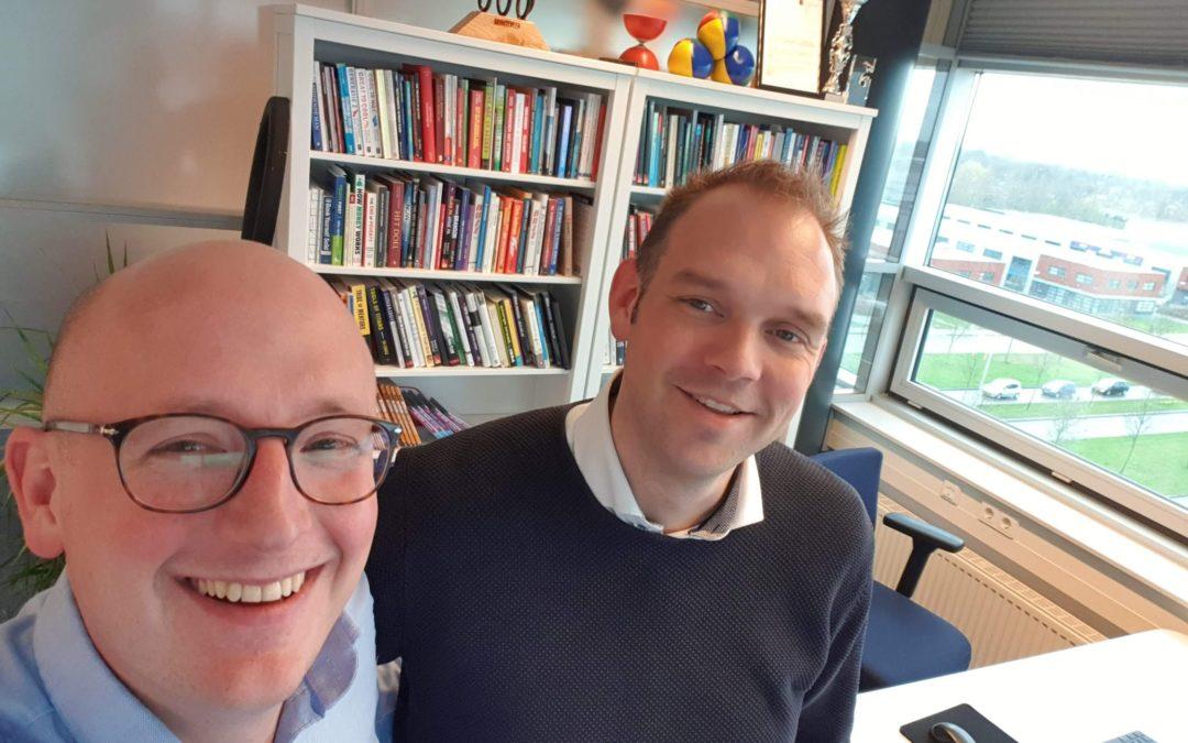 Aflevering 25 – Interview – Bart van den Belt, Zakelijke Succes Academie – Over afstand nemen van je business, een team bouwen en investeren in jezelf