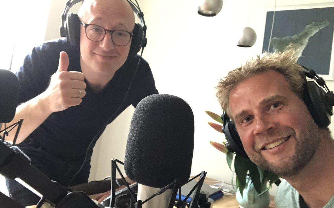 Aflevering 23 – Interview – Rob Sparreboom, Zenerife – over hoe offline zijn, ontspanning en rust bijdragen aan het succes van jou en je business